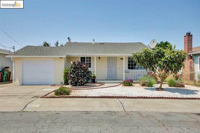 15379 Dewey St, San Leandro, CA 94579 (#40916694) :: The Grubb Company