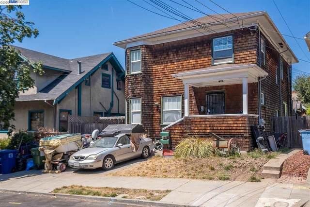 1811 Delaware St, Berkeley, CA 94703 (#40916708) :: The Grubb Company