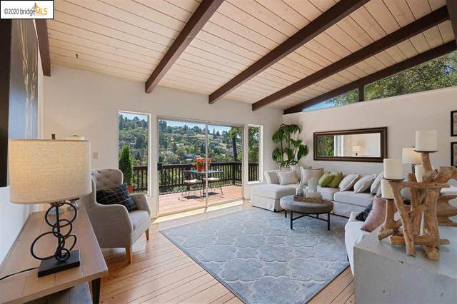 6048 Valley View Rd, Oakland, CA 94611 (#40916730) :: The Grubb Company