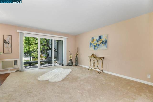 1036 Oak Grove Rd #109, Concord, CA 94518 (#40916748) :: The Grubb Company