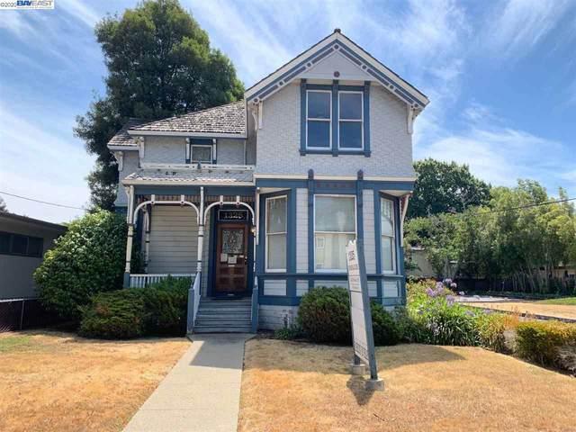 1325 B St, Hayward, CA 94541 (#40916782) :: The Grubb Company
