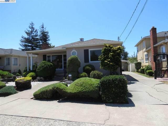 695 Dolores Ave, San Leandro, CA 94577 (#40916795) :: The Grubb Company