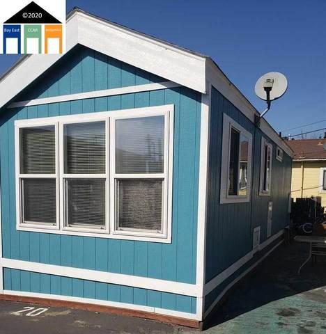 1468 Grand Ave #20, San Leandro, CA 94577 (#40916798) :: The Grubb Company