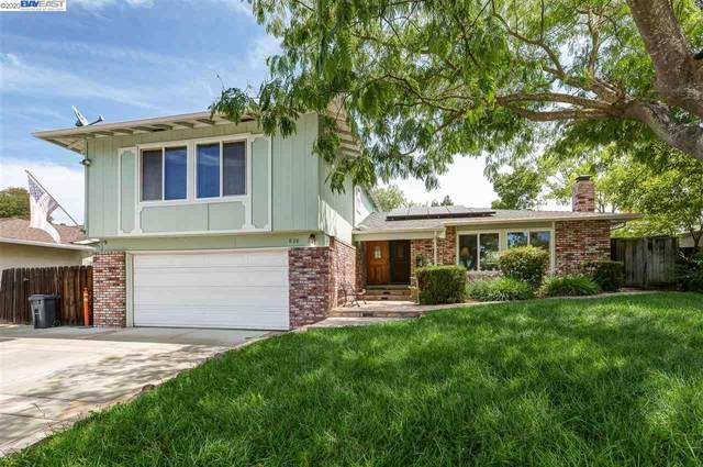 830 Sylvaner Dr, Pleasanton, CA 94566 (#40916801) :: Armario Venema Homes Real Estate Team