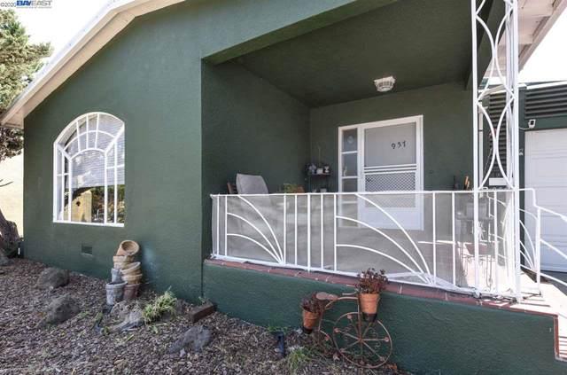 957 Helen Ave, San Leandro, CA 94577 (#40916805) :: The Grubb Company