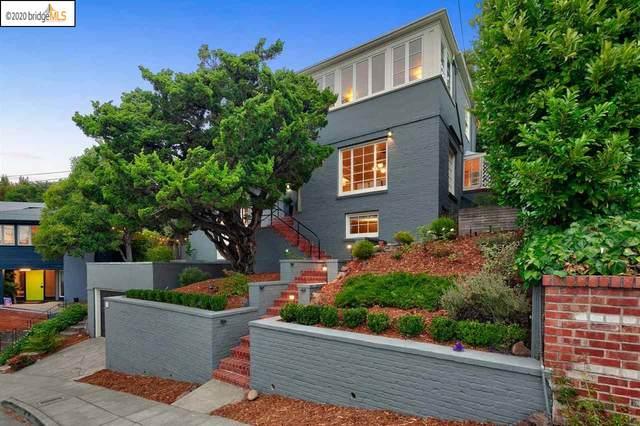 665 Blair Avenue, Piedmont, CA 94611 (#40916813) :: The Grubb Company