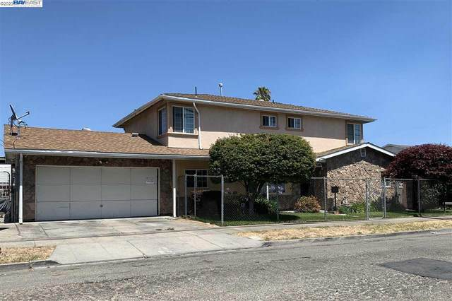 9034 Birch St, Oakland, CA 94603 (#40916852) :: Realty World Property Network