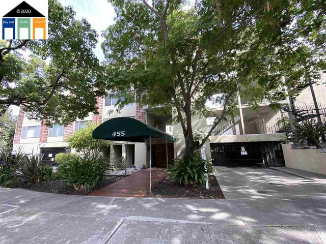455 Crescent St #104, Oakland, CA 94610 (#40916981) :: Realty World Property Network