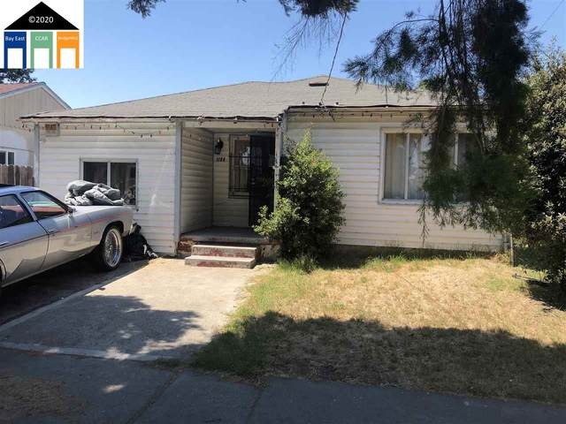 1155 62Nd Ave, Oakland, CA 94621 (#40917002) :: Blue Line Property Group