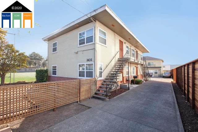 489 48th Street, Oakland, CA 94609 (#40917007) :: Blue Line Property Group