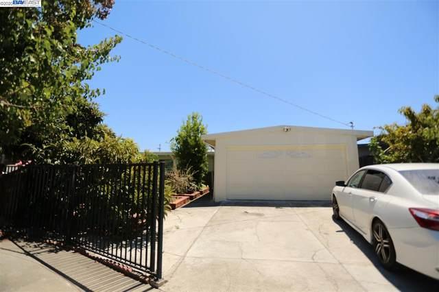 28468 Beatron Way, Hayward, CA 94544 (#40917140) :: Realty World Property Network