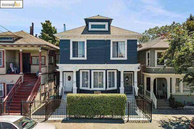837 Athens Ave, Oakland, CA 94607 (#40917155) :: Blue Line Property Group