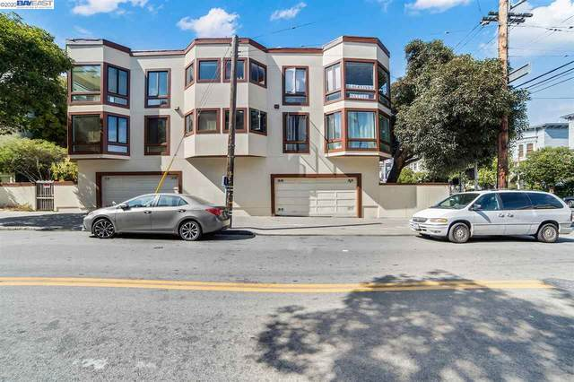 996 S Van Ness #1, San Francisco, CA 94110 (#40917359) :: Realty World Property Network