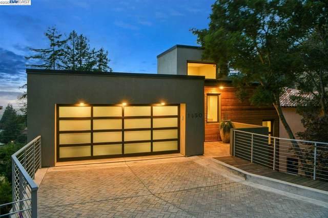 1450 Westview Drive, Berkeley, CA 94705 (#40917362) :: Realty World Property Network