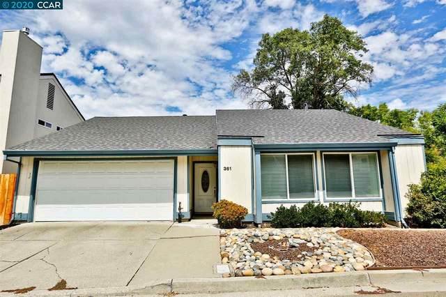 361 Meadowood Cir, San Ramon, CA 94583 (#40917381) :: Realty World Property Network