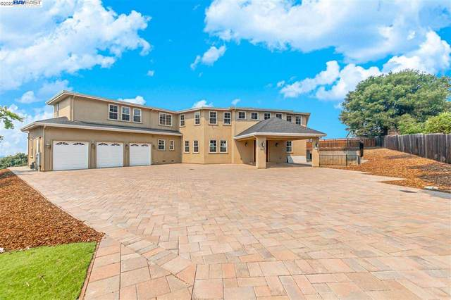25511 Dario Ter, Hayward, CA 94541 (#40917423) :: Realty World Property Network