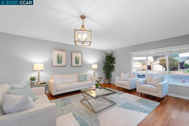 733 40Th St, Richmond, CA 94805 (#40917443) :: Blue Line Property Group