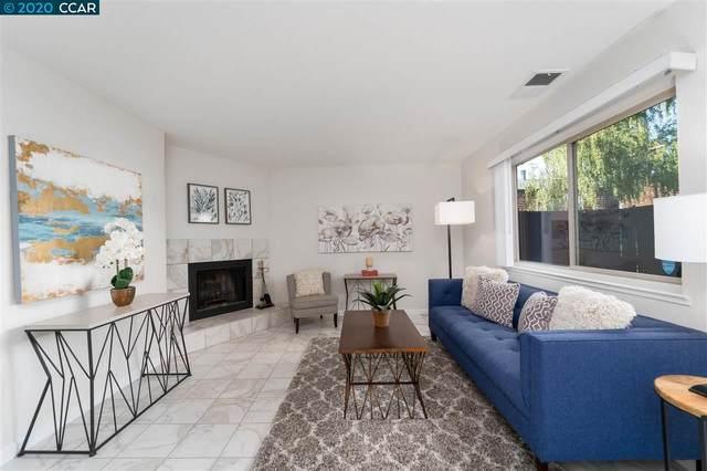 225 Mayhew Way #17, Walnut Creek, CA 94597 (#40917510) :: Realty World Property Network