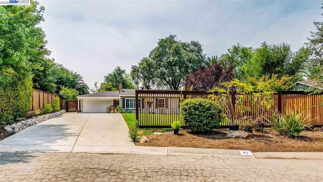 97 Monte Vista Ct, Pleasant Hill, CA 94523 (#40917534) :: Realty World Property Network