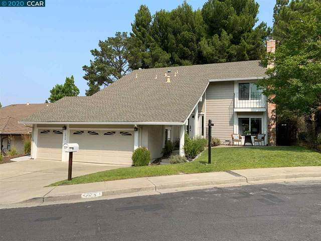 1319 Spring Meadow Ln, Concord, CA 94521 (#40917558) :: Realty World Property Network
