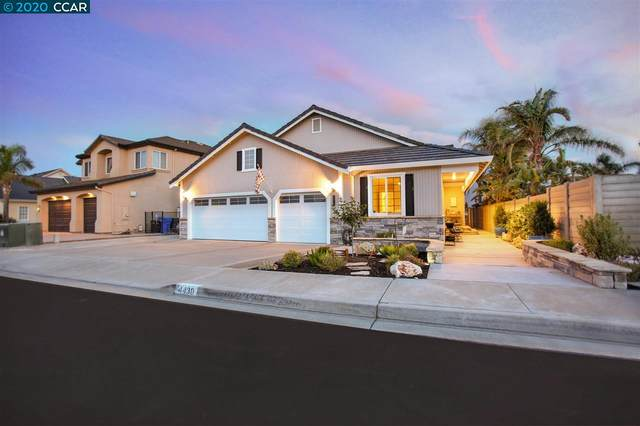 4430 Driftwood Ct, Discovery Bay, CA 94505 (#40917626) :: Blue Line Property Group