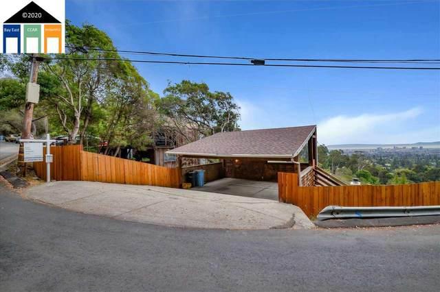 140 Panoramic Way, Berkeley, CA 94704 (#40917661) :: Blue Line Property Group