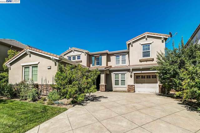 1225 Royal Creek Ct, Pleasanton, CA 94566 (#40917715) :: Realty World Property Network