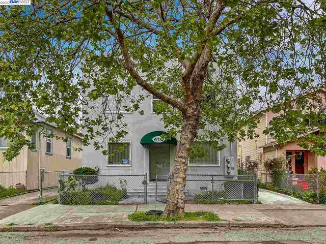 410 38th St, Oakland, CA 94609 (#40917716) :: Blue Line Property Group