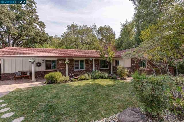 3310 Moraga Blvd, Lafayette, CA 94549 (#40917796) :: Blue Line Property Group