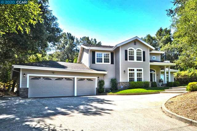 10 Rheem Blvd, Orinda, CA 94563 (#40917913) :: Blue Line Property Group