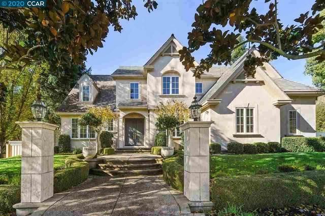 1261 Rose Lane, Lafayette, CA 94549 (#40918062) :: Realty World Property Network