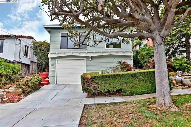 223 Kenyon Ave, Kensington, CA 94708 (#40918079) :: Blue Line Property Group