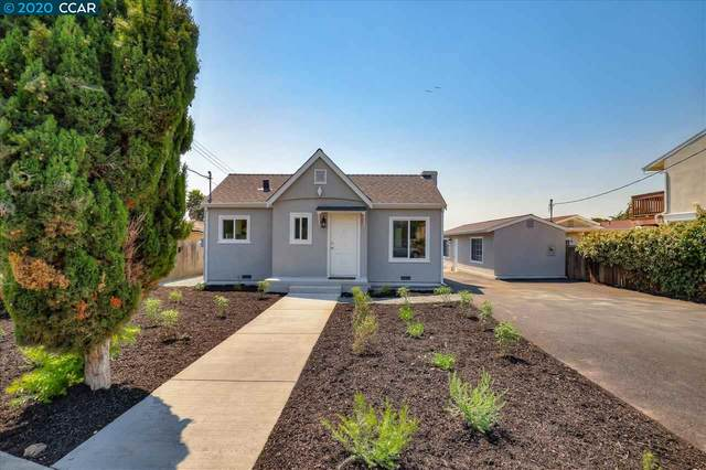 13095 Neptune Dr, San Leandro, CA 94577 (#40918102) :: Realty World Property Network