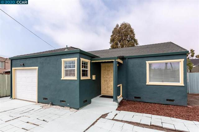 1721 Maine Ave, Richmond, CA 94804 (#40918162) :: Blue Line Property Group