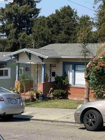 3820 Lyon Ave, Oakland, CA 94601 (#40918256) :: Realty World Property Network