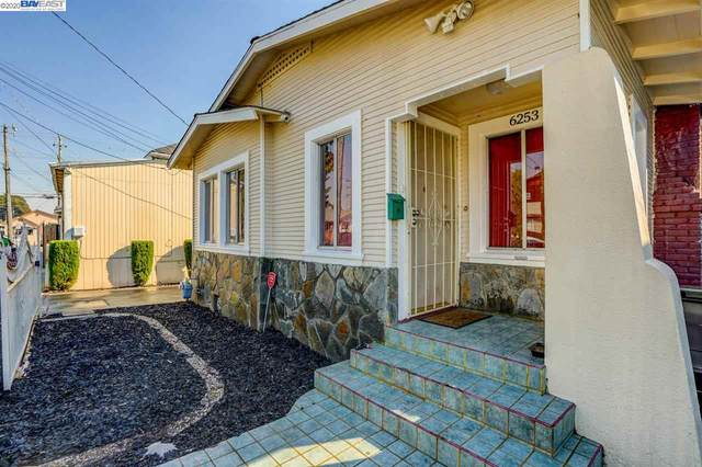 6253 Bromley Ave, Oakland, CA 94621 (#40918330) :: Real Estate Experts