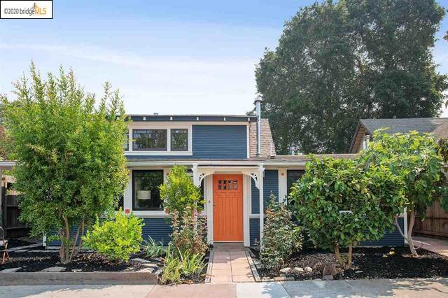 3532 Randolph Ave, Oakland, CA 94602 (#40918372) :: Blue Line Property Group