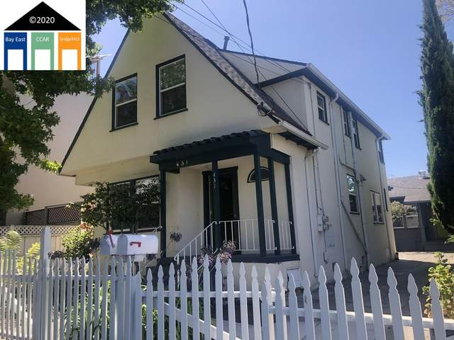 431 Alcatraz Avenue, Oakland, CA 94609 (#40918405) :: Realty World Property Network