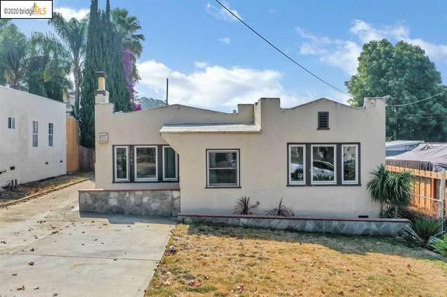 2966 106th Avenue, Oakland, CA 94605 (#40918466) :: Blue Line Property Group