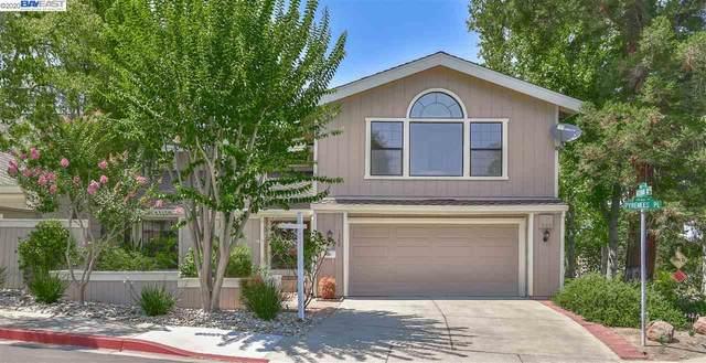 1580 Pyrenees Pl, Walnut Creek, CA 94598 (#40918469) :: Blue Line Property Group