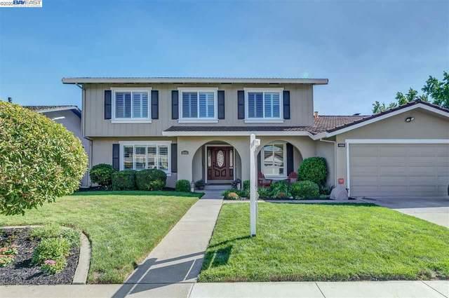 4686 Cope Ct, Pleasanton, CA 94566 (#40918470) :: Armario Venema Homes Real Estate Team