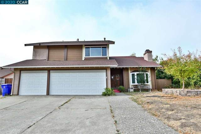 18 Clear Water Ct, Richmond, CA 94803 (#40918477) :: Blue Line Property Group