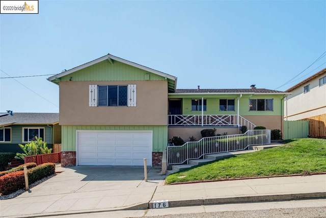 176 Maggiora Dr, Oakland, CA 94605 (#40918561) :: Realty World Property Network
