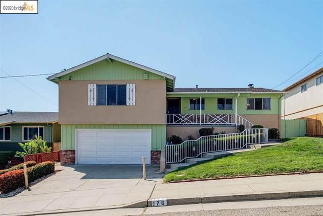 176 Maggiora Dr, Oakland, CA 94605 (#40918561) :: Blue Line Property Group