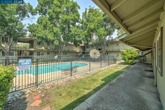 2548 Jones Rd #8, Walnut Creek, CA 94597 (#40918565) :: Blue Line Property Group