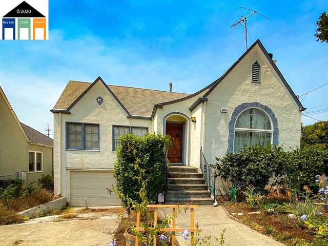 1889 Tiffin Road, Oakland, CA 94602 (#40918609) :: Realty World Property Network