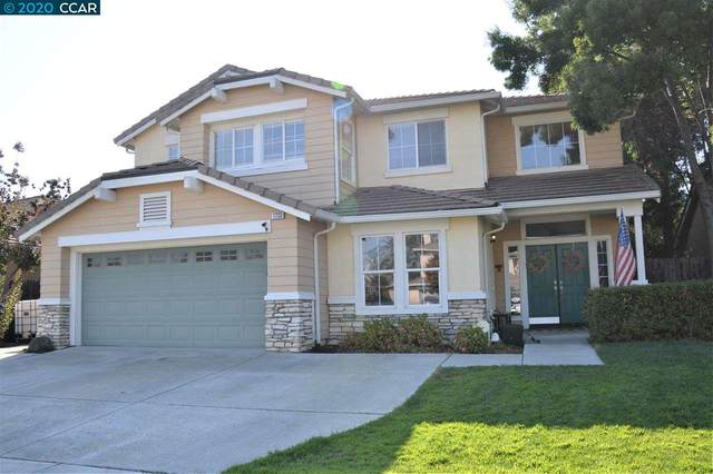 1233 Comice Pkwy, Brentwood, CA 94513 (#40918683) :: Realty World Property Network