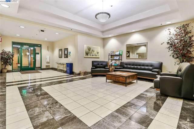 988 Franklin St #1502, Oakland, CA 94607 (#40918756) :: Realty World Property Network