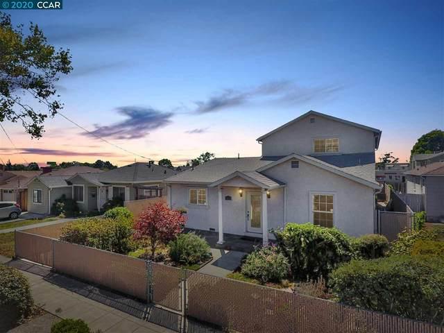 673 Mclaughlin St, Richmond, CA 94805 (#40918774) :: Realty World Property Network