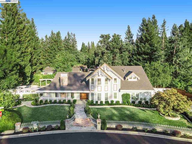 2 Creekledge Court, Danville, CA 94506 (#40918895) :: Realty World Property Network